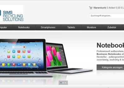 Sims IT Shop